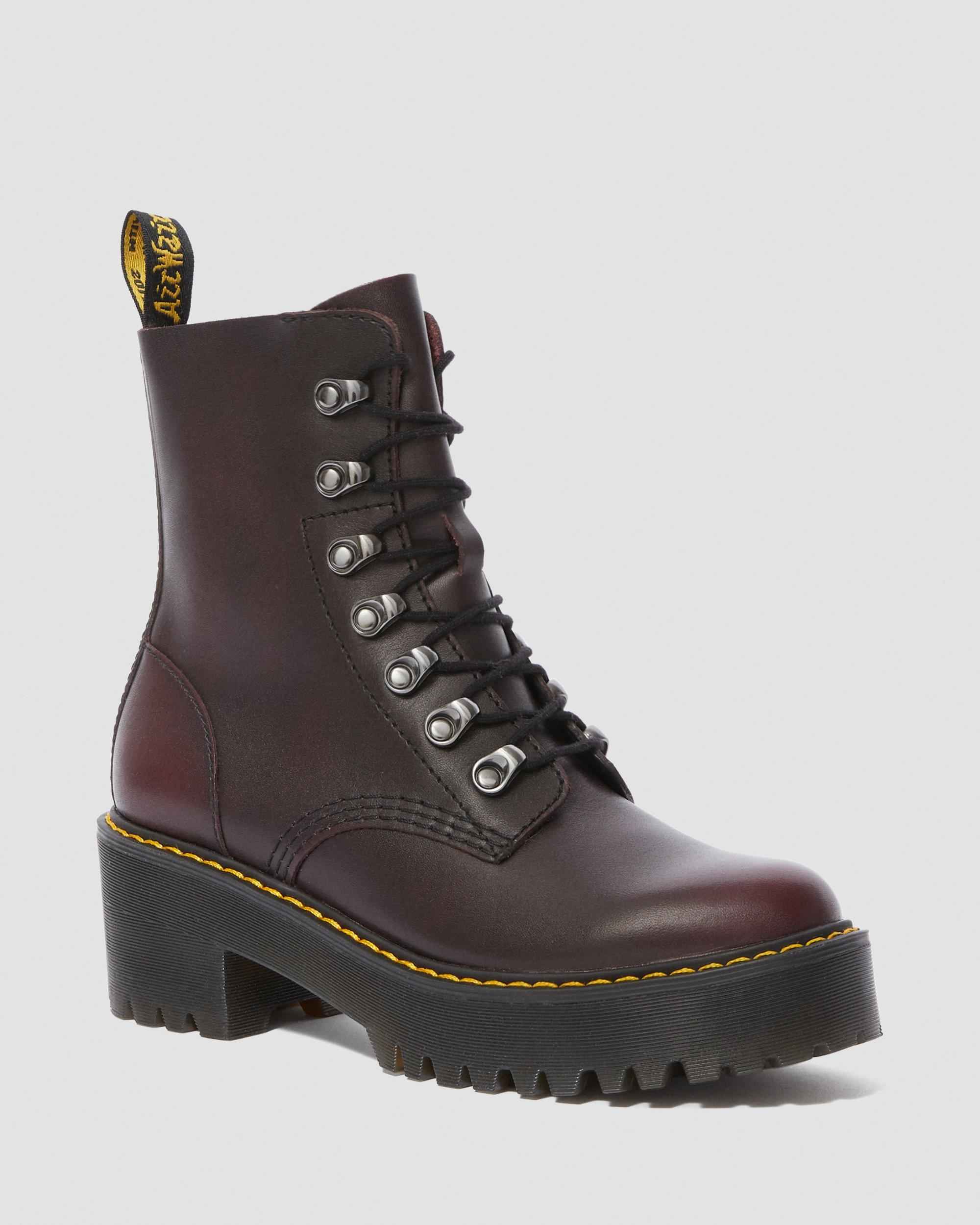 Womens Boots | Leather, Vegan & Heeled Boots | Dr Martens UK