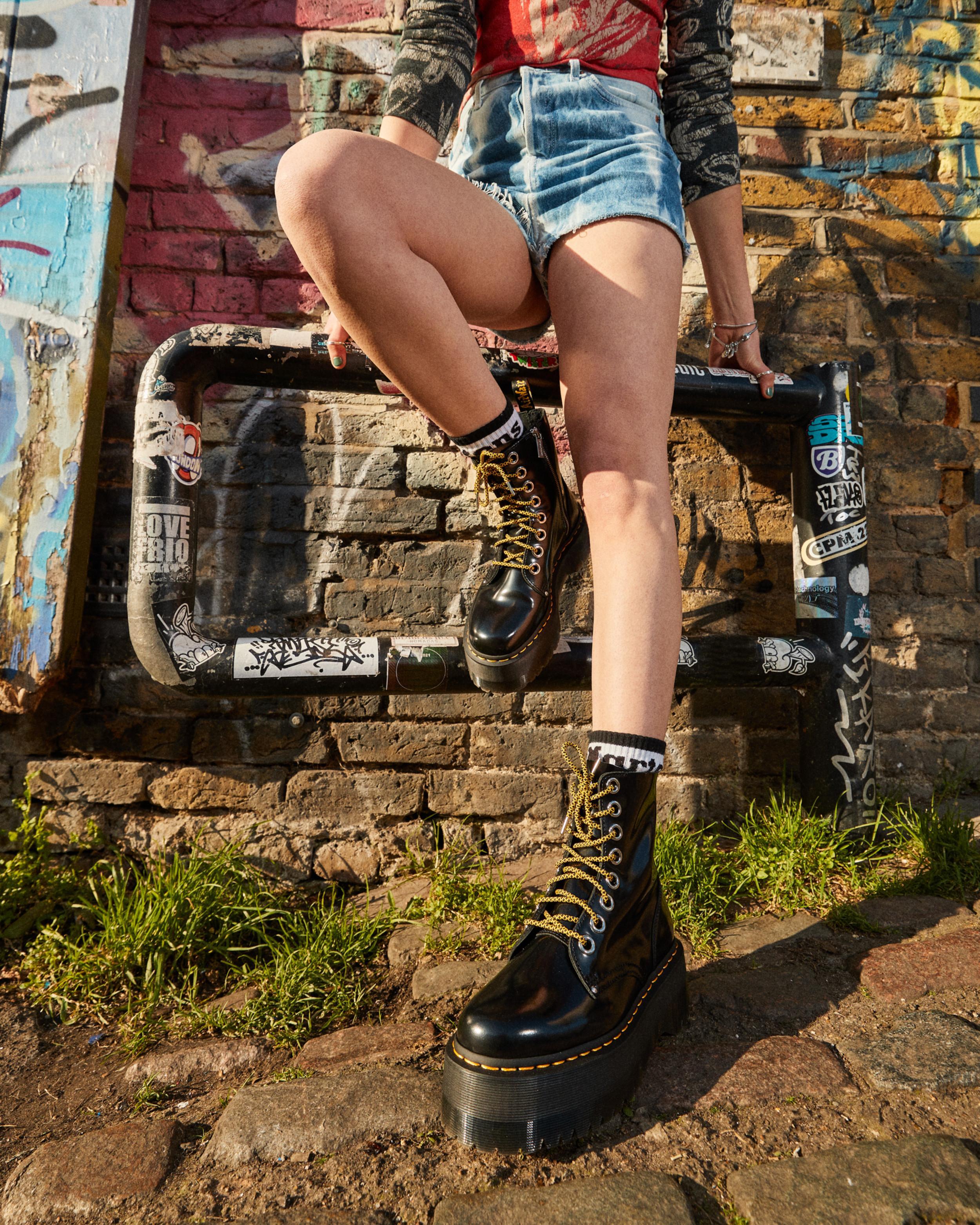 JADON MAX WOMEN'S PLATFORM BOOTS | Dr