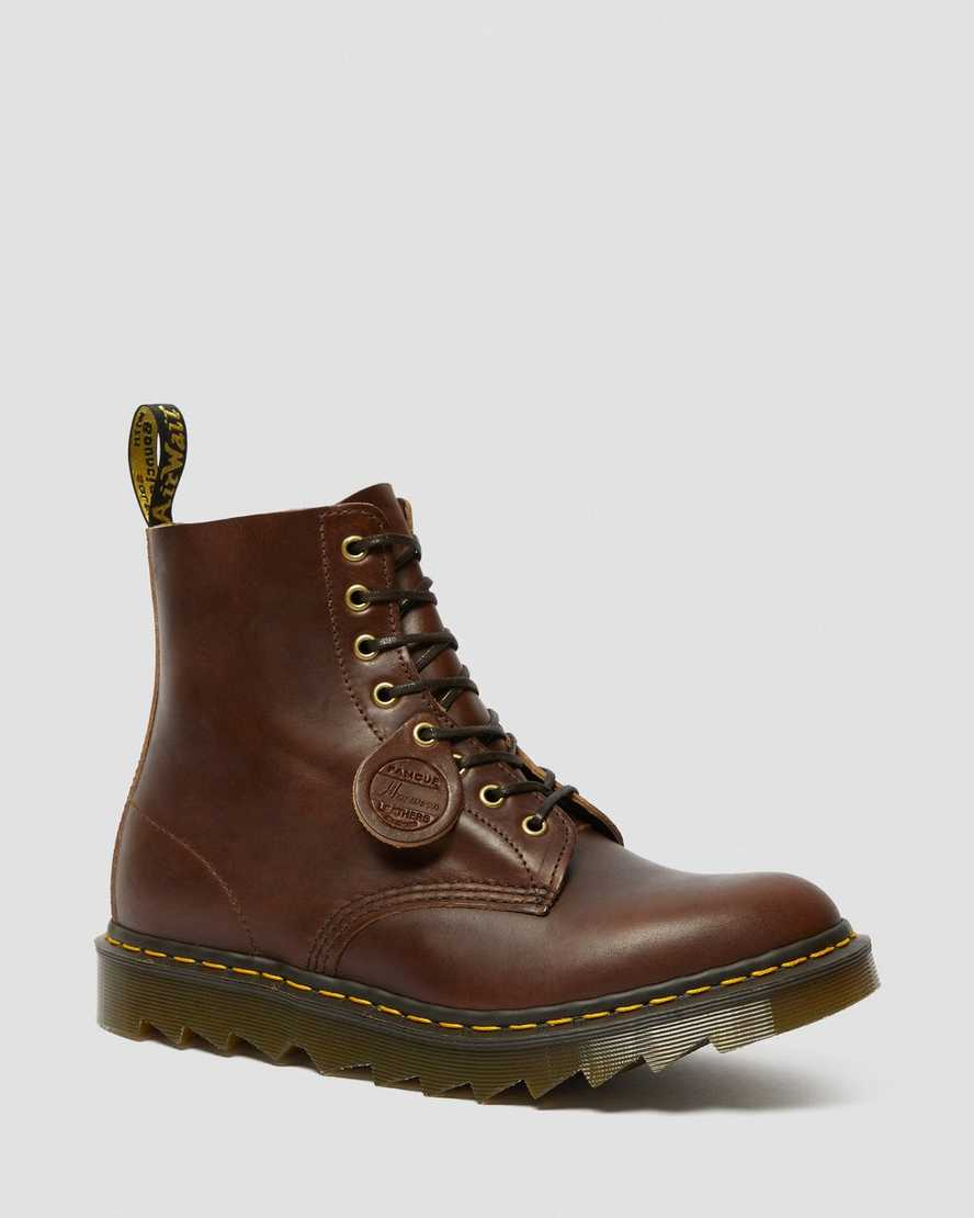 1460 Pascal Made In England Ripple Sole Boots | Dr Martens