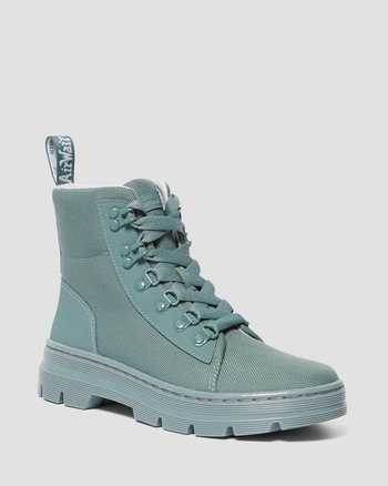 TEAL/GREY | Boots | Dr. Martens