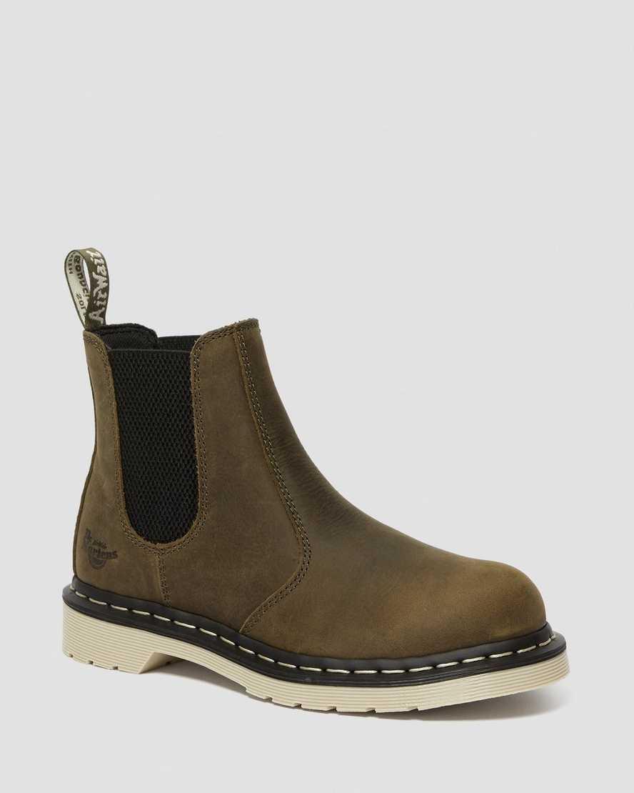 Arbor Women's Steel Toe Chelsea Work Boots | Dr Martens