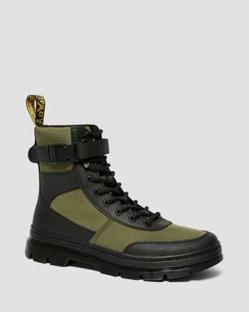 BLACK+DMS OLIVE | Boots | Dr. Martens