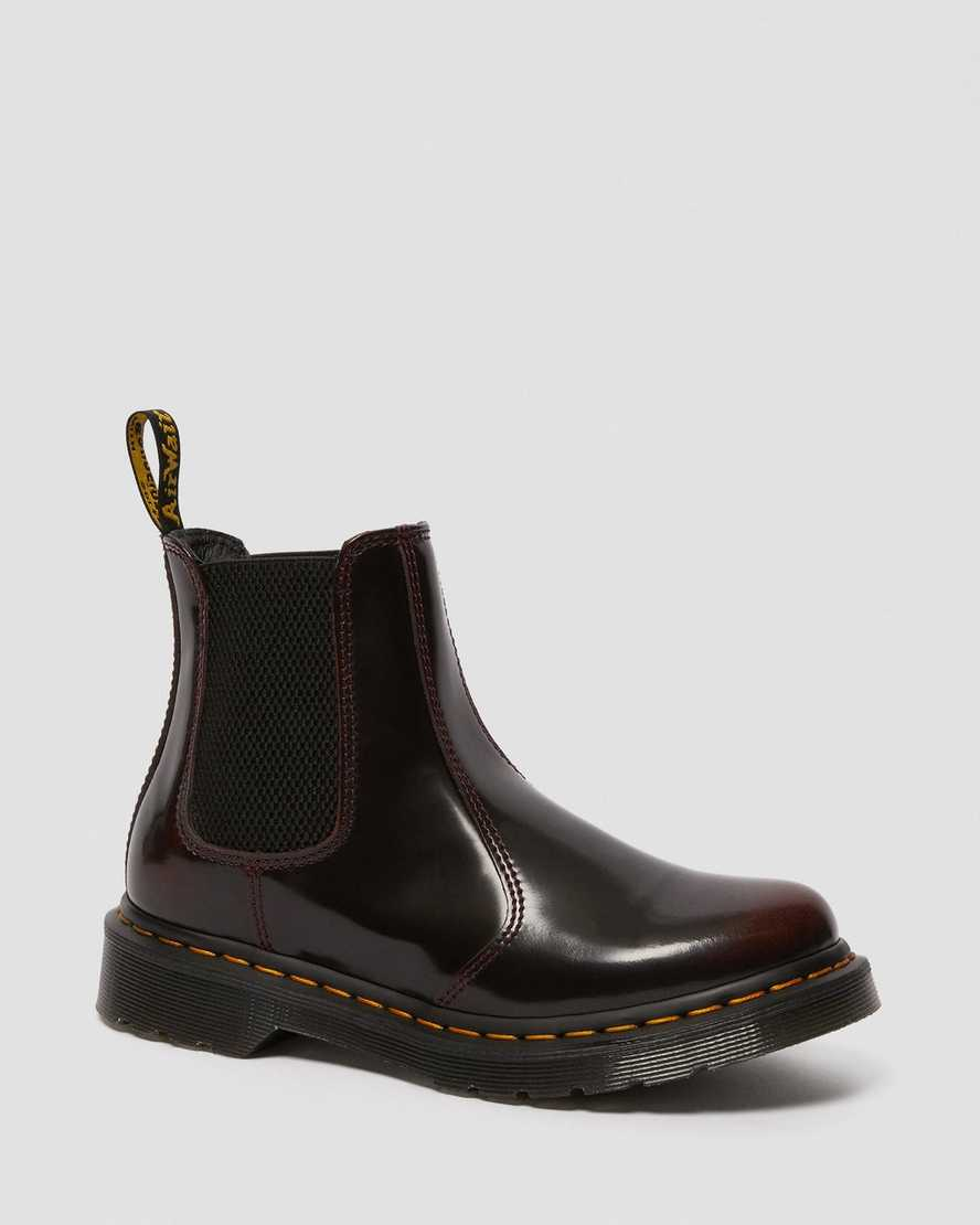 2976 Women's Arcadia Leather Chelsea Boots | Dr Martens