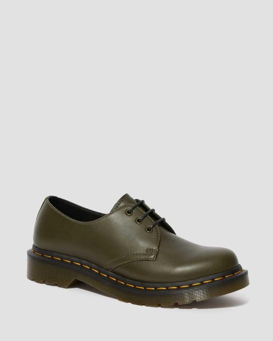 Zapatos de piel con cordones 1461 | Dr Martens