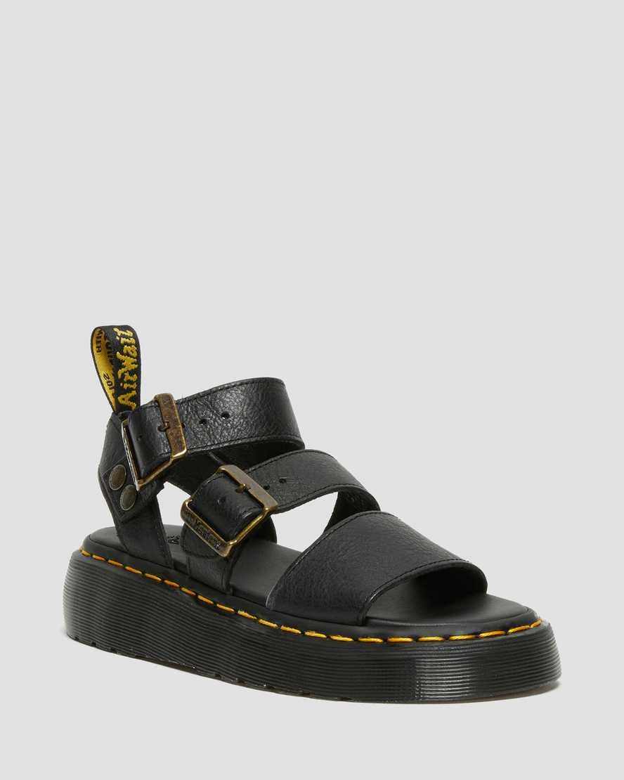 Gryphon Women's Platform Gladiator Sandals | Dr Martens