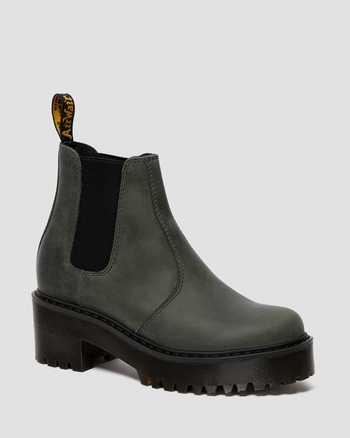 SLATE   Boots   Dr. Martens