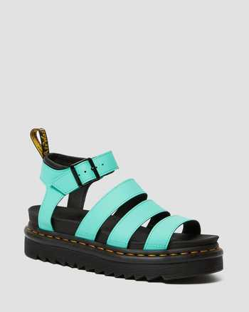 PEPPERMINT GREEN | Sandals | Dr. Martens