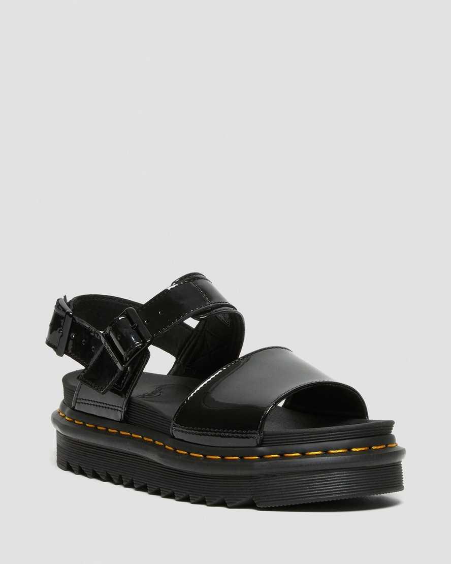 https://i1.adis.ws/i/drmartens/25773001.88.jpg?$large$Voss Women's Patent Leather Strap Sandals | Dr Martens