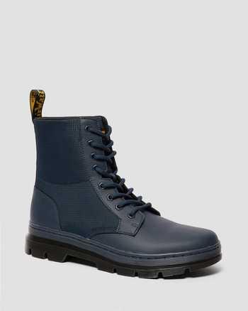 MIDNIGHT NAVY | Boots | Dr. Martens