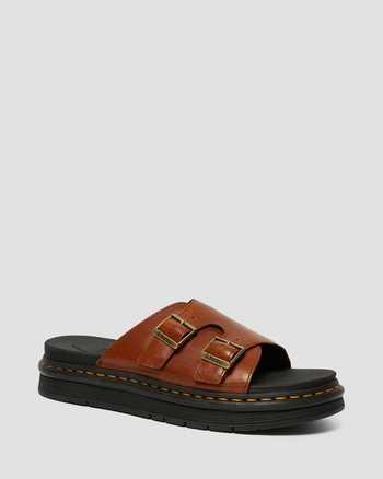 TAN   Sandals   Dr. Martens