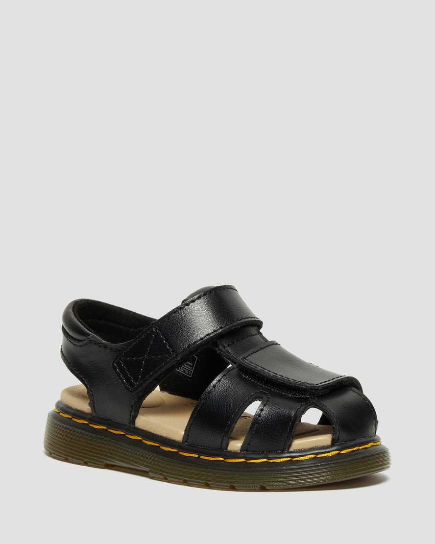 Sandali di pelle con cinturino Moby II Primi passi | Dr Martens