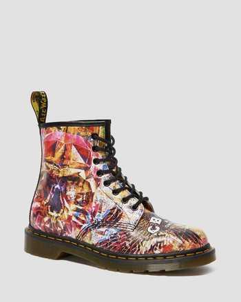 MULTI+BLACK | Boots | Dr. Martens