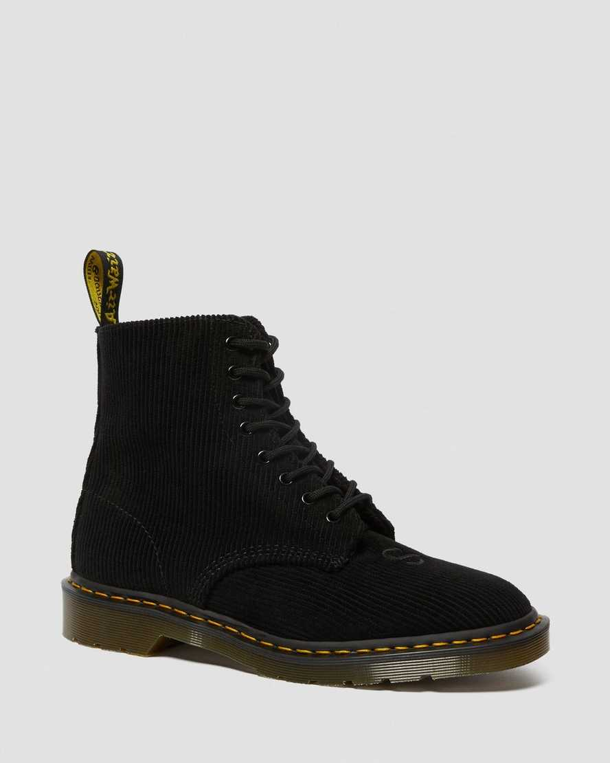 1460 UNDERCOVER SN CORDUROY LACE UP BOOTS | Dr Martens