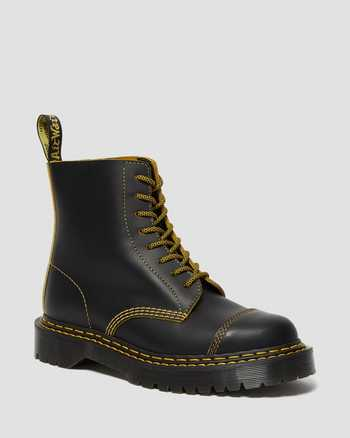 BLACK+YELLOW | Bottes | Dr. Martens