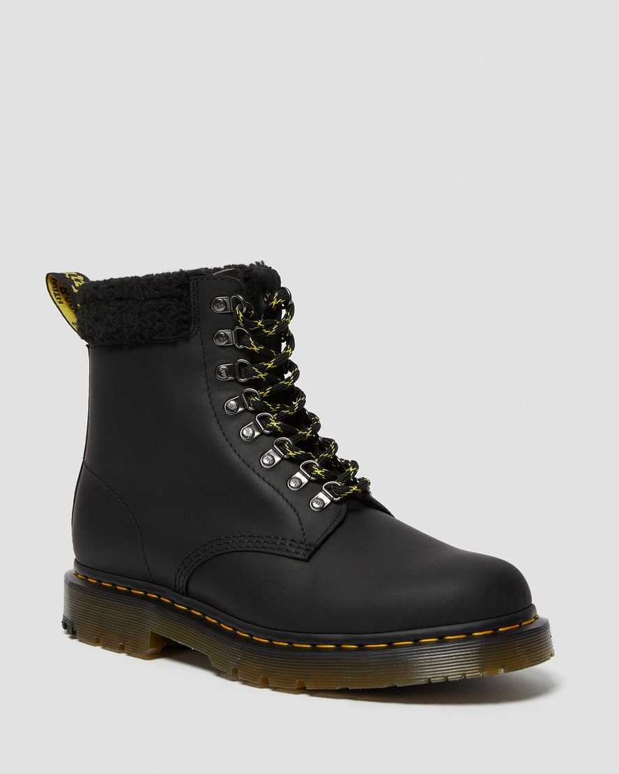 https://i1.adis.ws/i/drmartens/25990001.89.jpg?$large$1460 DM'S WINTERGRIP LEATHER COLLAR ANKLE BOOTS | Dr Martens