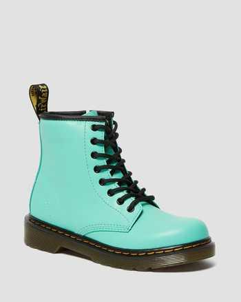 PEPPERMINT GREEN | Boots | Dr. Martens