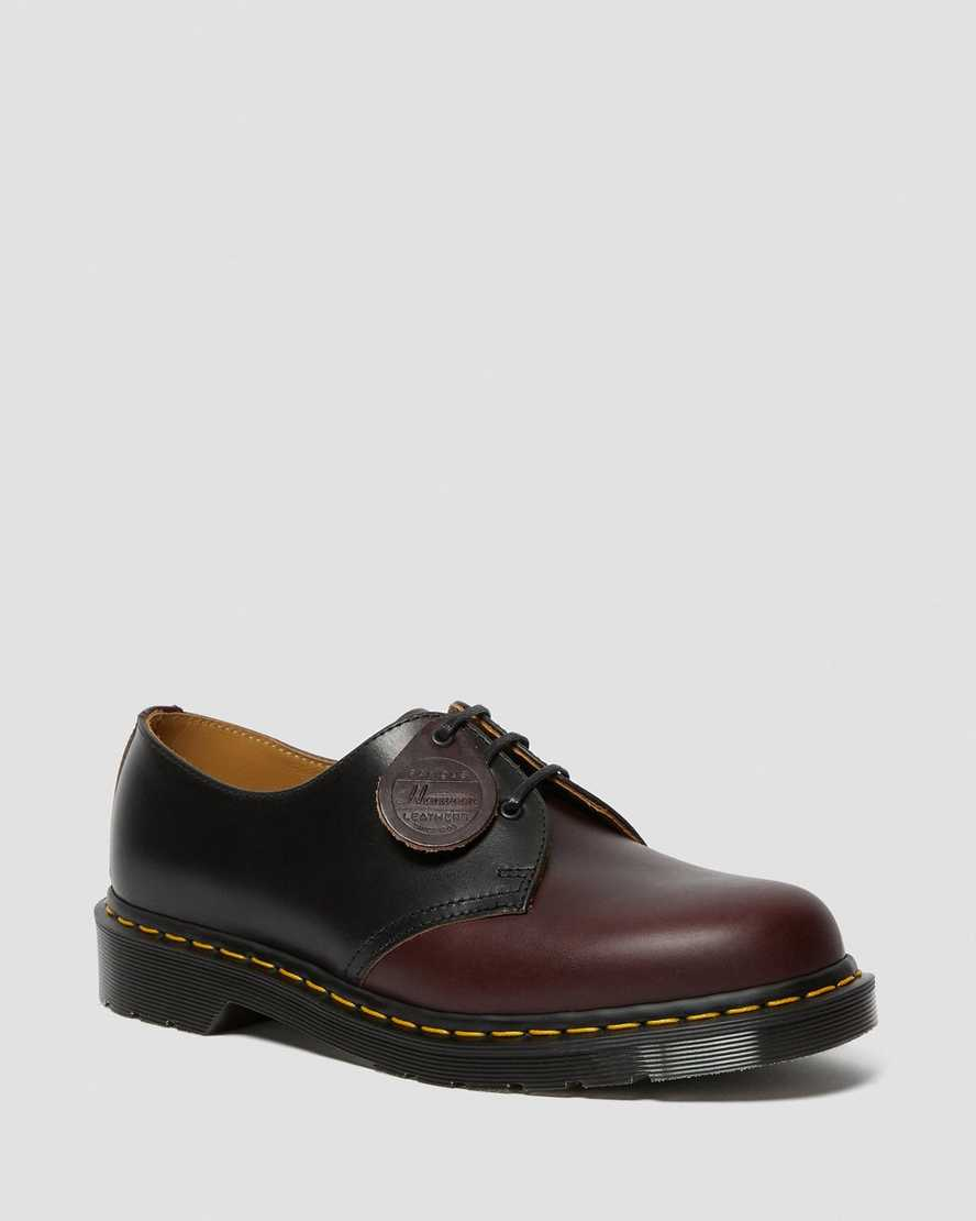 DR MARTENS 1461 MADE IN ENGLAND HORWEEN OXFORD SHOES