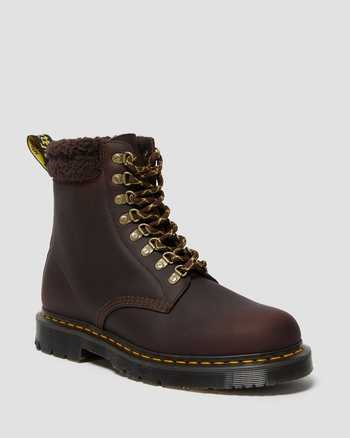 COCOA+DARK BROWN | Boots | Dr. Martens