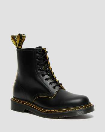 BLACK+YELLOW | Boots | Dr. Martens