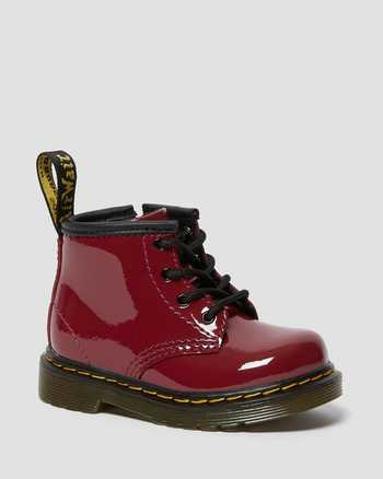 DARK SCOOTER RED | Bottes | Dr. Martens