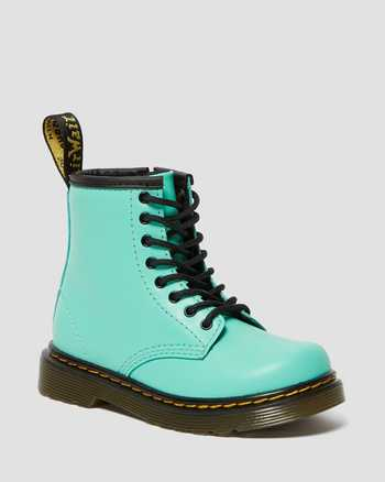 PEPPERMINT GREEN | Boots | Dr. Martens