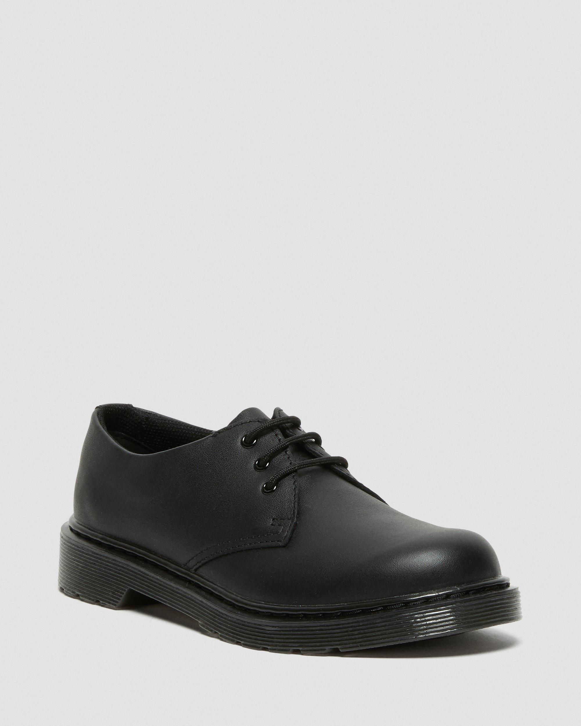 YOUTH 1461 MONO SOFTY T LEATHER SHOES