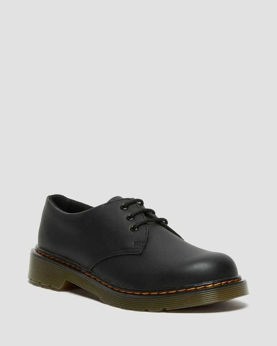 Youth 1461 Softy T Leather Shoes | Dr Martens