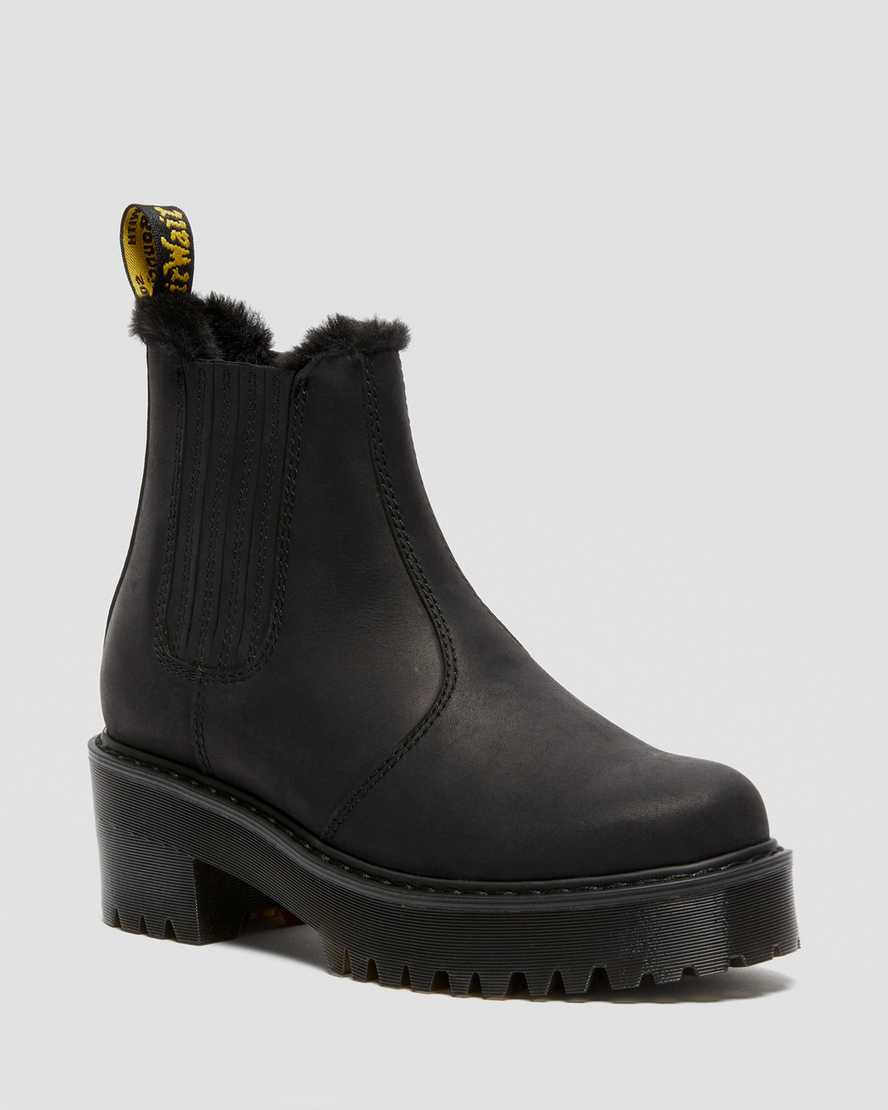 https://i1.adis.ws/i/drmartens/26198001.87.jpg?$large$Rometty Faux Fur Leather Chelsea Boots   Dr Martens