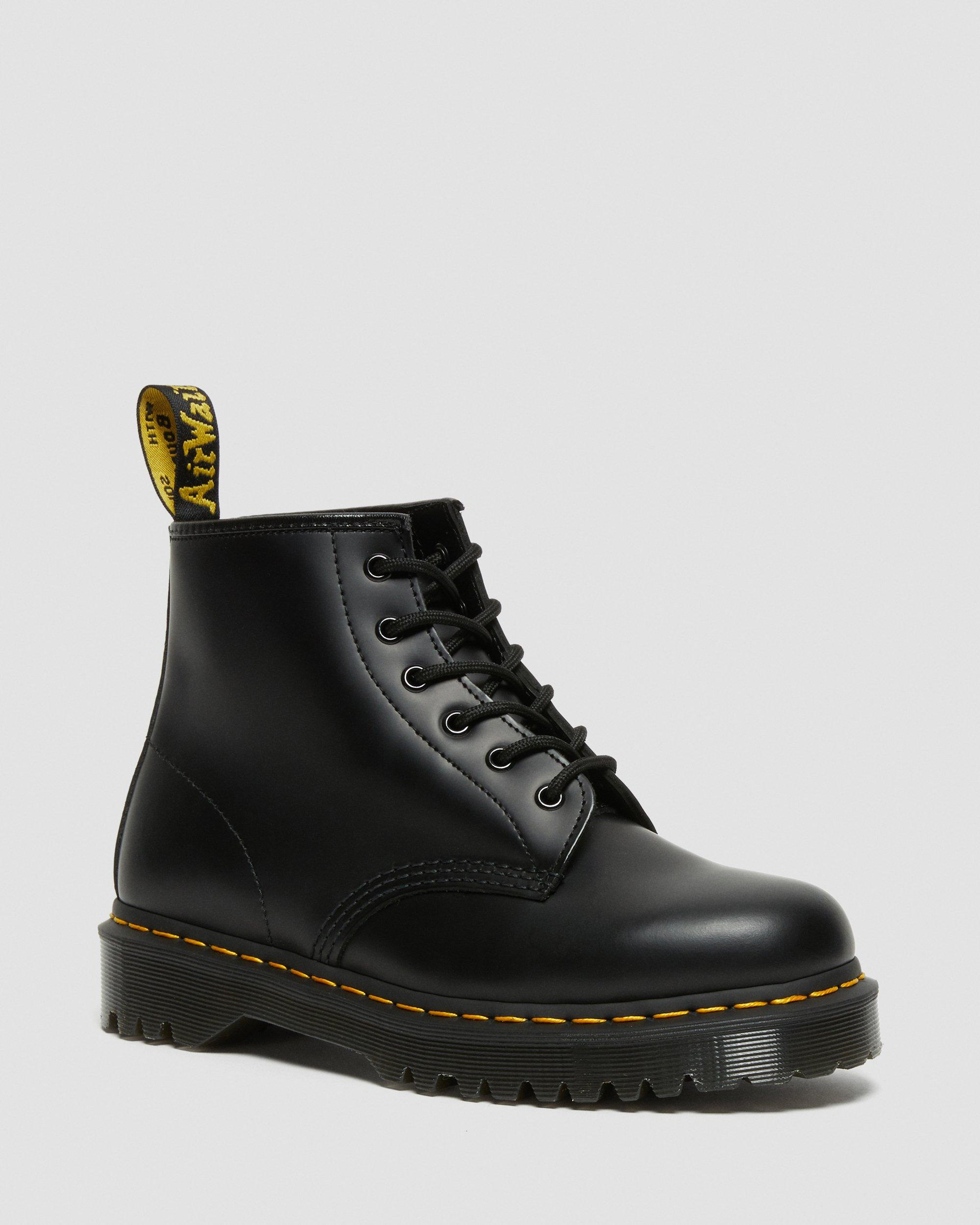 101 BEX SMOOTH LEATHER ANKLE BOOTS | Dr