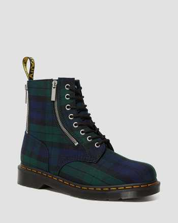 BLACK WATCH | Boots | Dr. Martens