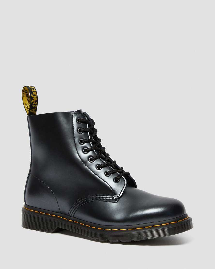 1460 PASCAL1460 PASCAL CHROMA METALLIC LEATHER BOOTS | Dr Martens