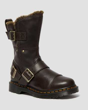 BITTER CHOCOLATE | Bottes | Dr. Martens