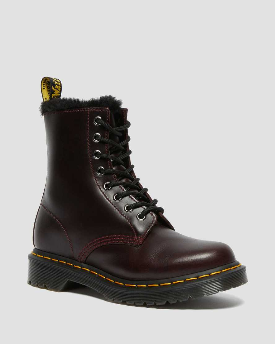 https://i1.adis.ws/i/drmartens/26238601.87.jpg?$large$1460 Serena Faux Fur Lined Lace Up Boots | Dr Martens