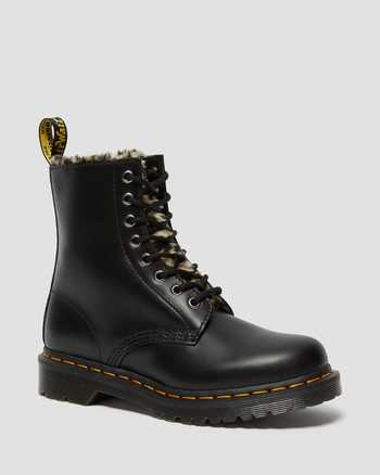 DARK GREY+TAN/BLACK | Boots | Dr. Martens