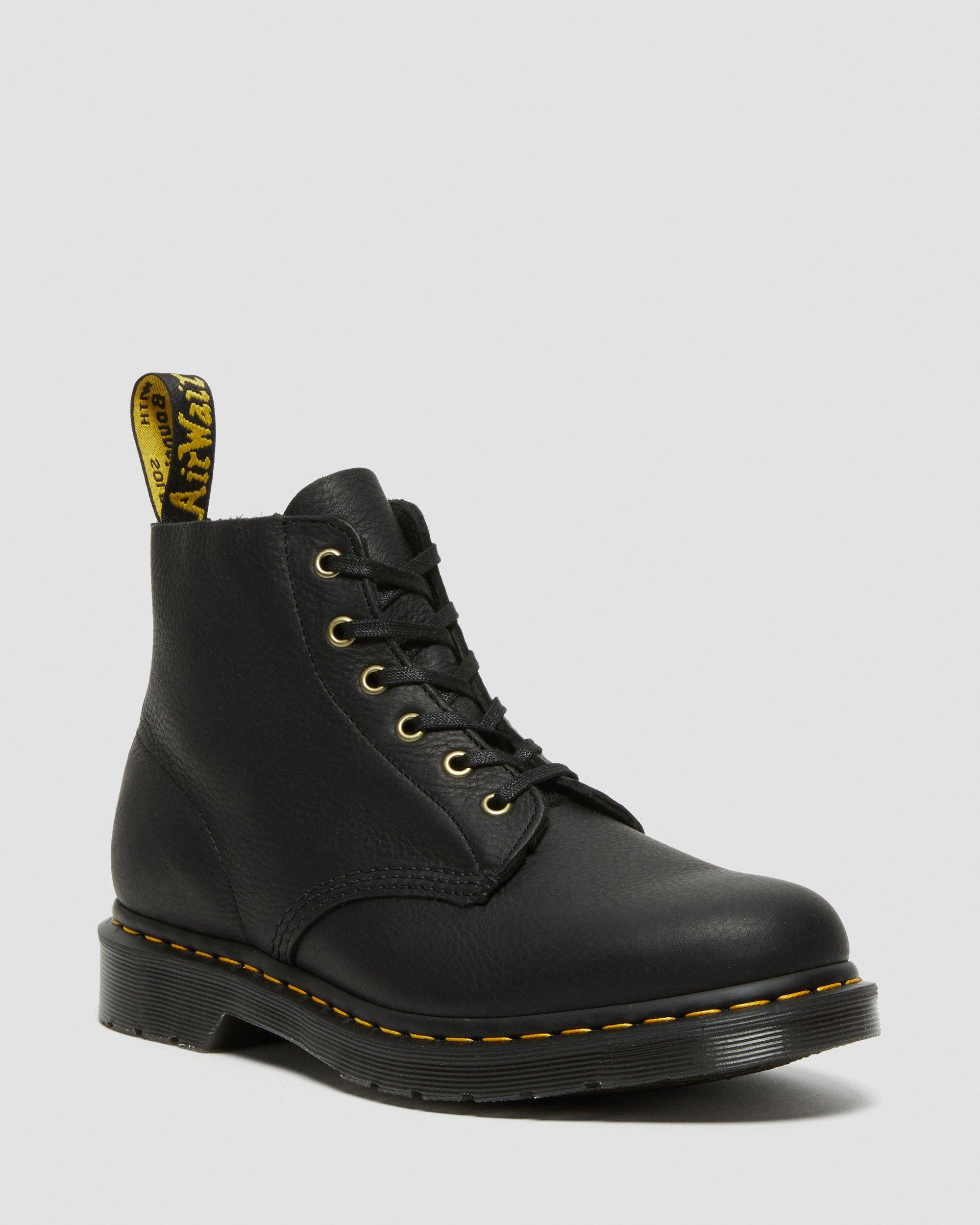 dr martens lace up ankle boots