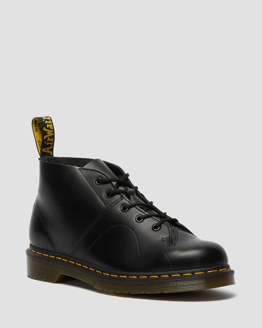 Cupo Coscia reputazione  CHURCH MONO SMOOTH LEATHER MONKEY BOOTS | Dr. Martens Official