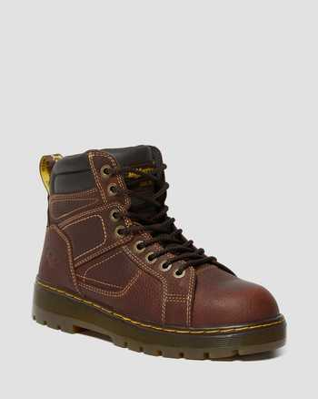 LIGHT TEAK | Boots | Dr. Martens