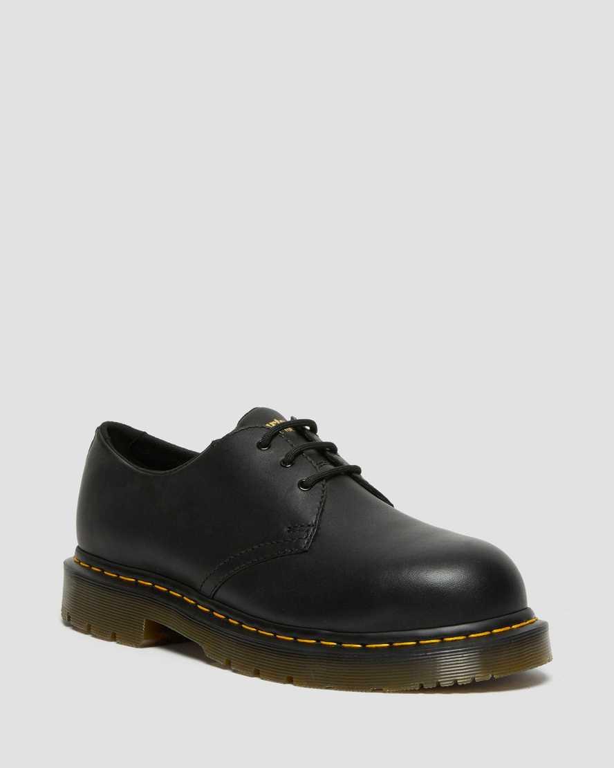 https://i1.adis.ws/i/drmartens/26310001.88.jpg?$large$1461 Slip Resistant Steel Toe Shoes | Dr Martens