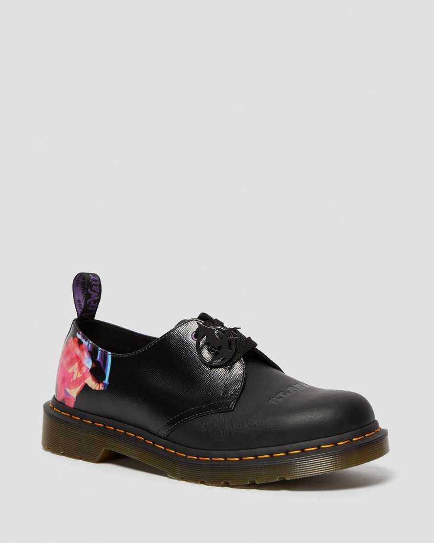 1461 Black Sabbath Lace Up Shoes | Dr Martens