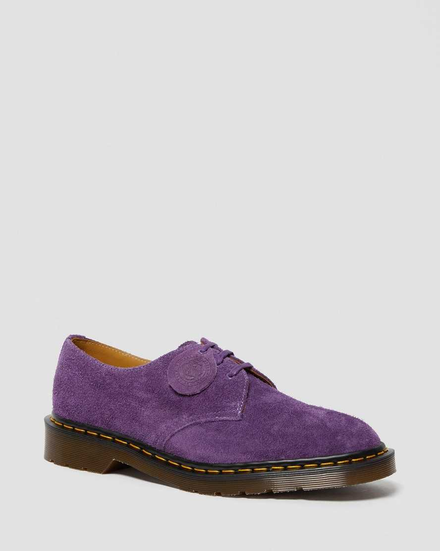https://i1.adis.ws/i/drmartens/26335500.88.jpg?$large$1461 MADE IN ENGLAND SUEDE OXFORD SHOES | Dr Martens
