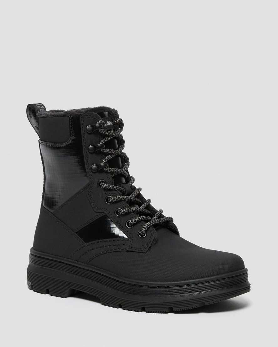 Iowa Women's Faux Fur Casual Boots | Dr Martens