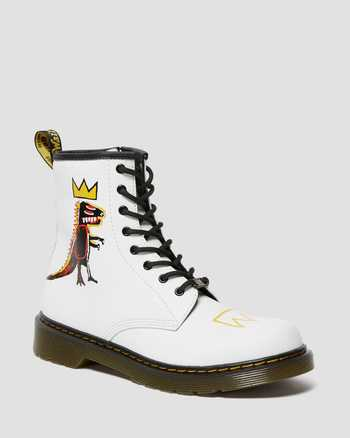 WHITE   Boots   Dr. Martens