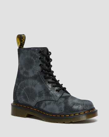 BLACK/CHARCOAL GREY | Laarzen | Dr. Martens