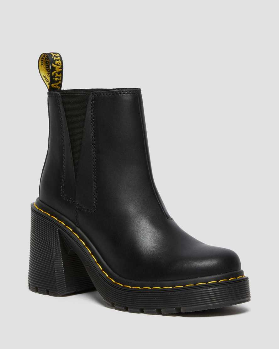 https://i1.adis.ws/i/drmartens/26440001.88.jpg?$large$Spence Leather Flared Heel Chelsea Boots | Dr Martens