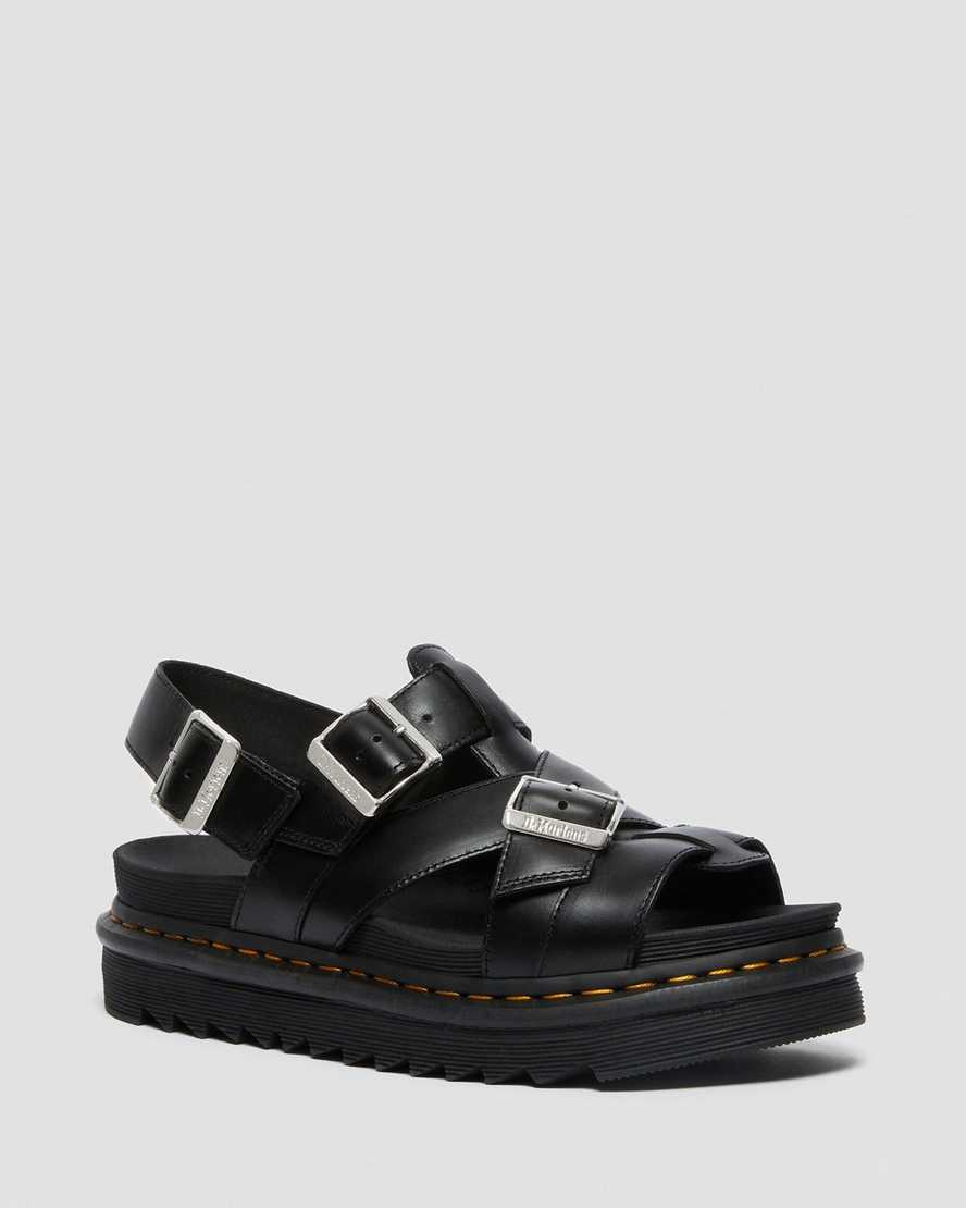 https://i1.adis.ws/i/drmartens/26520001.88.jpg?$large$Terry II Leather Strap Sandals | Dr Martens