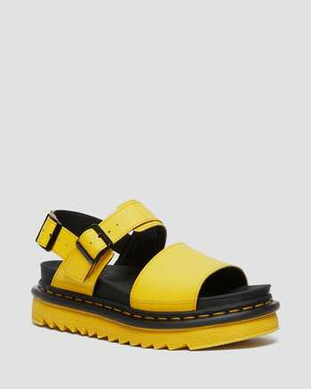 DMS YELLOW | Sandals | Dr. Martens