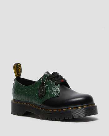 BLACK+GREEN | Shoes | Dr. Martens