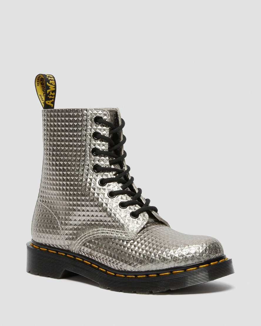 https://i1.adis.ws/i/drmartens/26656040.88.jpg?$large$1460 Pascal Stud Emboss Leather Lace Up Boots   Dr Martens