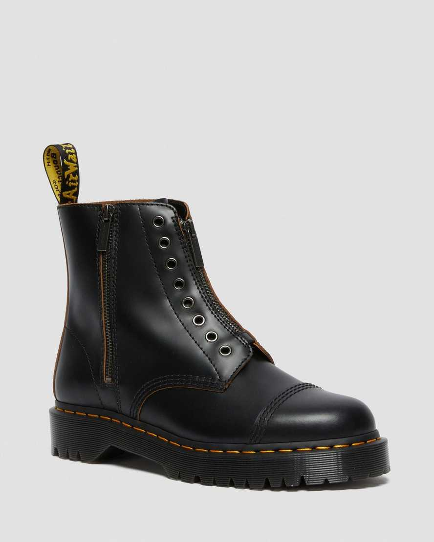 https://i1.adis.ws/i/drmartens/26664001.88.jpg?$large$1460 Laceless Bex Leather Boots | Dr Martens