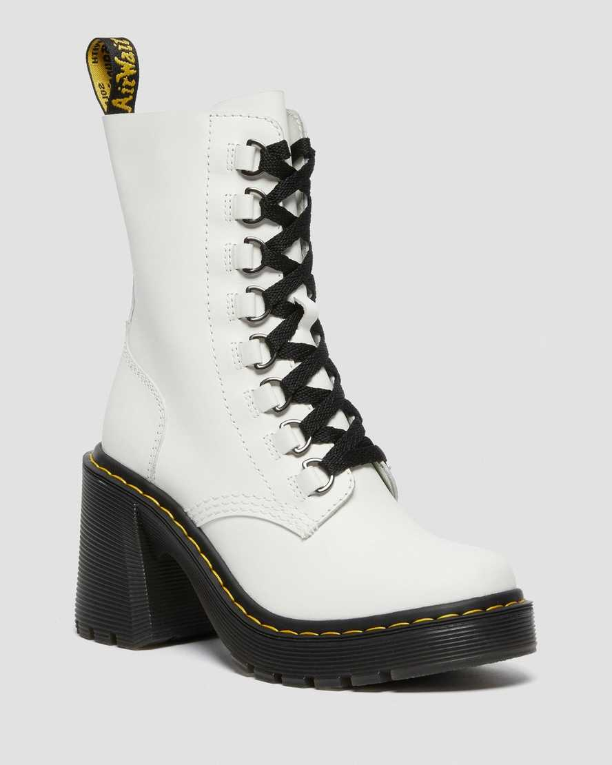 https://i1.adis.ws/i/drmartens/26701100.88.jpg?$large$Chesney Leather Flared Heel Lace Up Boots | Dr Martens